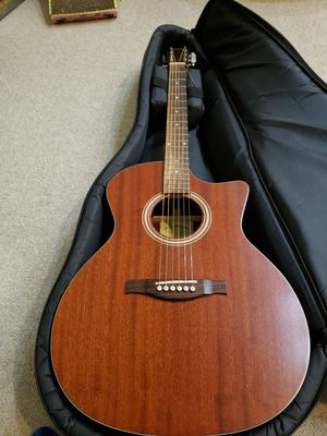 Eastman Acoustic/Electric Guitar for Sale in Poulsbo, WA