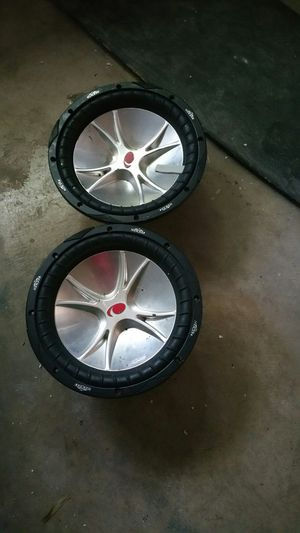 Kicker 12 inch for Sale in Third Lake, IL