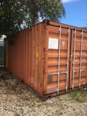 Container 20' for Sale in Hialeah, FL