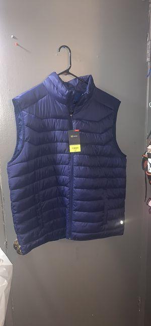 Brand new men's training lightweight vest size xlarge $20 for Sale in Santa Ana, CA