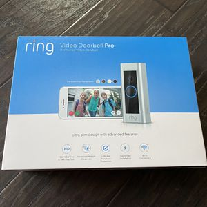 Ring Video Doorbell Pro for Sale in Bothell, WA