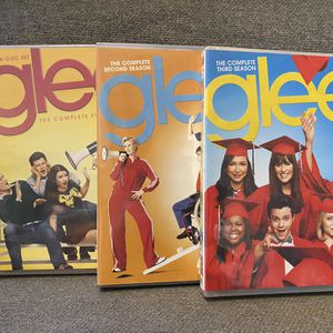 Glee DVD Sets - Seasons 1-3 for Sale in Lancaster, PA
