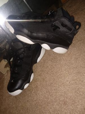 6 ring jordans size 6 1/2 for Sale in Pittsburgh, PA