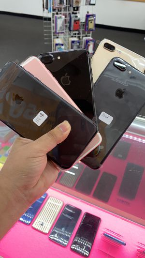 🚨iPhone 7 Plus 32gb & 128gb Unlocked (Desbloqueado) We are a Store! We give warranty!🚨 for Sale in Houston, TX