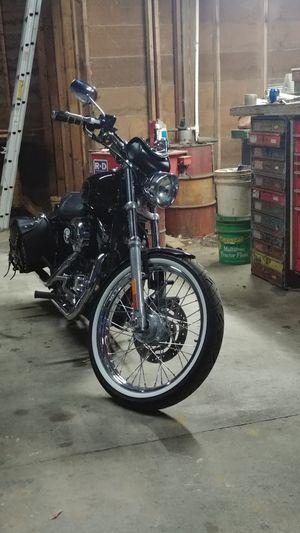2009 Harley Davidson Sportster 1200 custom for Sale in Dublin, GA