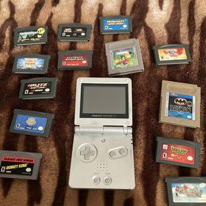 Nintendo Game boy Advance for Sale in Baton Rouge, LA