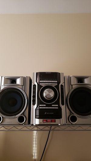 Sony mini hi-fi stereo system for Sale in Joppa, MD