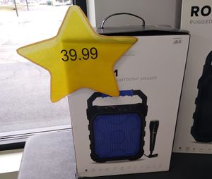 Zizo Rokr Bluetooth Speaker for Sale in Searcy, AR