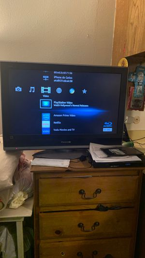Tv Panasonic for Sale in Los Angeles, CA