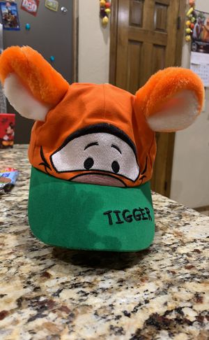 Disney tiger - Winnie the Pooh toddler hat for Sale in Amarillo, TX