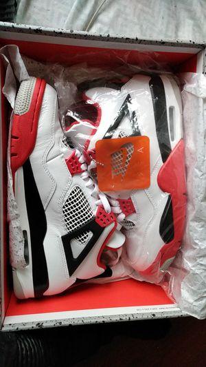 Air Jordans 4 retro for Sale in Los Angeles, CA