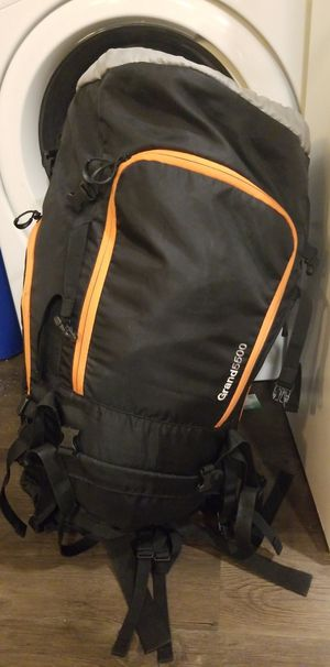 Grand 5500 Hiking backpack for Sale in Salt Lake City, UT