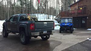 2011 and 2017 Chevy silverado parts for Sale in Marquette, MI