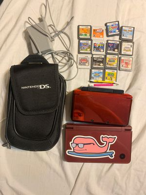 Nintendo dsi xl and 3Ds with games for Sale in Miami, FL