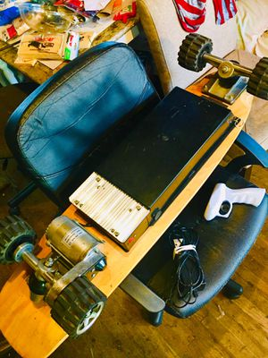 600W electric skateboard, by Mototec for Sale in San Luis Obispo, CA