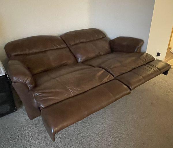 Sofa w/ Electric Recliner