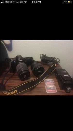 Nikon D70 for Sale in Riverside, CA