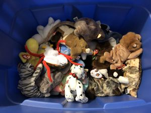 TY Beanie Babies Collection 45pcs. for Sale in Richmond, CA
