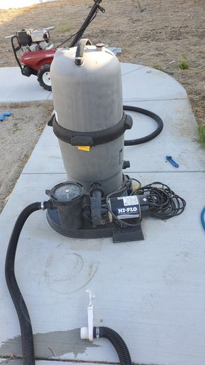 Pool pump for Sale in Rialto, CA