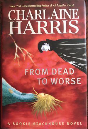 "(6) Charlaine Harris - A Sookie Stackhouse Novel ""New"" for Sale in Christiansburg, VA"