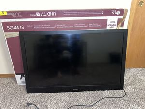 Insignia 50 inch TV. for Sale in Vancouver, WA