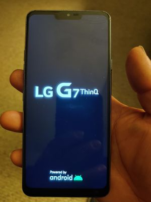 Lg g7 from t- mobile!!! Unlocked!! for Sale in Queen Creek, AZ
