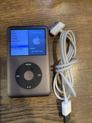 IPod Classic 7th Generation 160gb for Sale in Los Angeles, CA