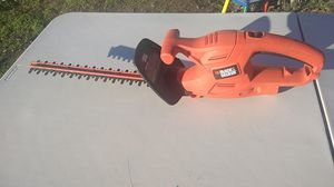 Black and Decker electric trimmer for Sale in Fresno, CA