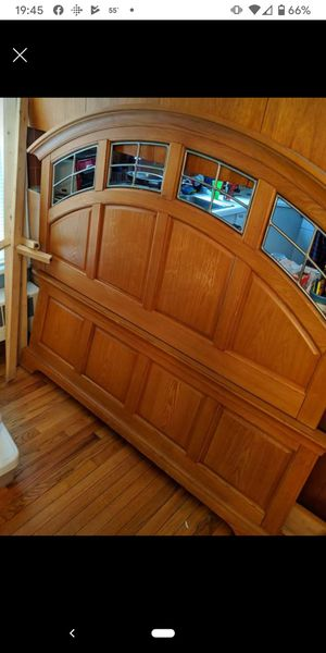 Queen bed frame for Sale in Bainbridge, NY