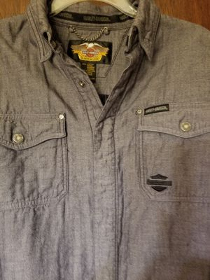 Harley Davidson lined shirt for Sale in Chesterfield, VA