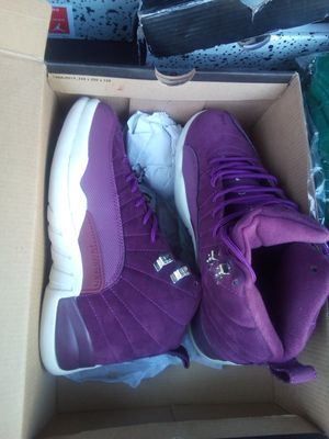 Men Jordan size 8 retro 12 for Sale in Berkeley, CA