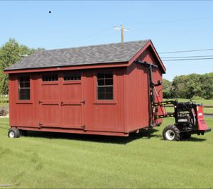 Christmas Promotions! Trailers sheds house for sale for Sale in New York, NY
