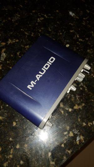 M-Audio Fast track pro for Sale in Pembroke Park, FL
