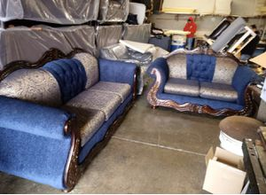 $980 brand new two pieces sofa set for Sale in Corona, CA