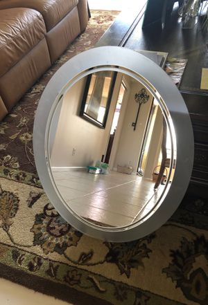 Mirror for bathroom wall for Sale in FL, US