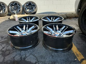 20x10 5x5.0 jeep for Sale in Downers Grove,  IL