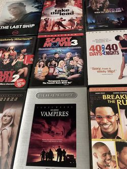$1.00 Movies On DVDs for Sale in Upland,  CA