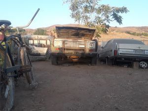 Very rare Old 1974 4x4 international truck from camp Pendleton for Sale in Perris, CA