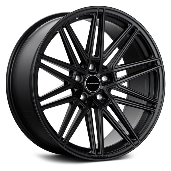 """Satin black 20"""" Vosson CV10 available in 5x112 5x114 5x120 rims wheels and tires"""