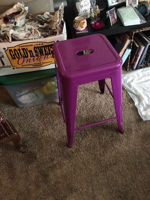 Metal stool for Sale in Seattle, WA