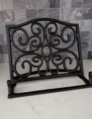 Cast iron stand for Sale in Maricopa, AZ