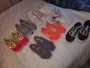 NIKE VANS NB WOMEN SHOES for Sale in Orange, CA