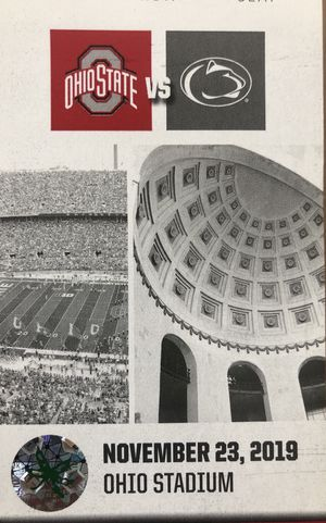 Ohio State Tickets for Sale in Dublin, OH