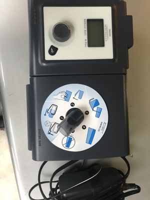 Philips respironics remaster auto A-flex Cpap machine for Sale in Bothell, WA