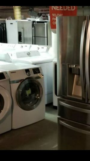 🌻🌸💐HUGE SALE. REFRIGERATOR*WASHER*DRYER*STOVE' *DISWASHER.90 DAY WARRANTY DELIVERY AVAILABLE+FINACIAL . PAY AS CASH 90 DAY🌻 for Sale in Seattle, WA