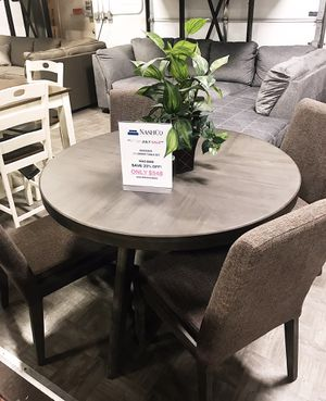 Grey Kitchen Dinette Set for Sale in Nashville, TN