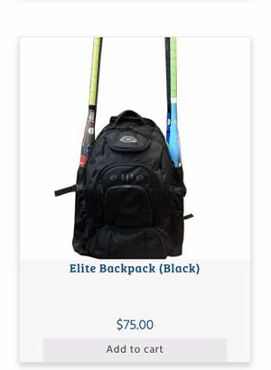 Elite sports softball baseball backpack for Sale in Placentia, CA