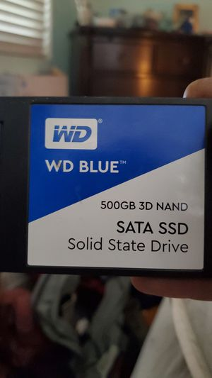 Solid state 3D NAND hard drive for Sale in Fresno, CA