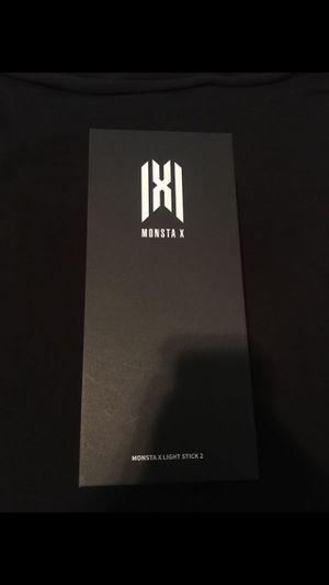 Monsta X lightstick V2 for Sale in Los Angeles, CA