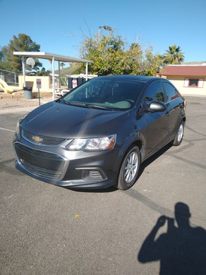 2017 Chevy Sonic..low miles for Sale in Tucson, AZ